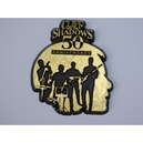 CLIFF & THE SHADOWS 50TH ANNIVERSARY FRIDGE MAGNET