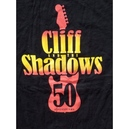 CLIFF RICHARD & THE SHADOWS 50th ANNIVERSARY TOUR T-SHIRT
