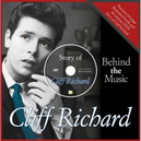 Cliff Richard  'Behind The Music'  Book and DVD