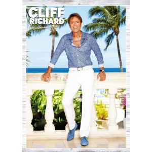 CLIFF RICHARD A3 OFFICIAL CALENDAR 2016
