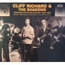 Cliff Richard & The Shadows - Singles & EP's Collection 58-62 4CD