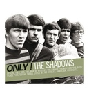 ONLY! THE SHADOWS - THE SHADOWS - IMPORT - CD