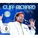 CLIFF RICHARD - STORY - DVD + 2CD SET