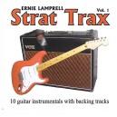 ERNIE LAMPRELL - STRAT TRAX VOLUME 1 - BACKING TRACKS -CD