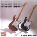 CHICK HOLLAND - ADVANCING SHADOWS - CD