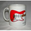 HANK MARVIN - FENDER MUG - UK