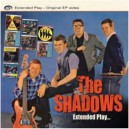 THE SHADOWS - EXTENDED PLAY - CD