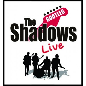 THE BOOTLEG SHADOWS - LIVE - CD