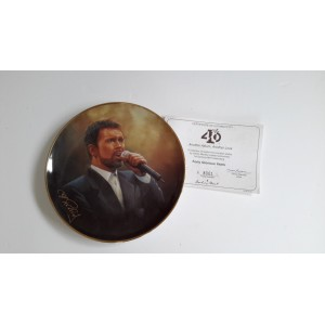 "ANOTHER ALBUM ANOTHER LOOK""   Danbury Commemorative Plate"