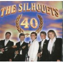 """THE SILHOUETS  """"40 YEARS"""" - IMPORT CD"""