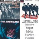 ETERNAL TRIAD - DAKOTAS - KREW KATS - COUGARS- STYLUS - CD