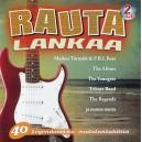 """""""RAUTALANKAA - 40 Suomalaista iskelmahittia"""""""" (CD1311) Various Artists FINNISH 2CD  2-CD"""