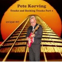PETE KORVING - VOLUME 1- BACKING TRACKS - CD