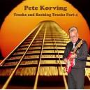 PETER KORVING - VOLUME 4 - BACKING TRACKS - CD