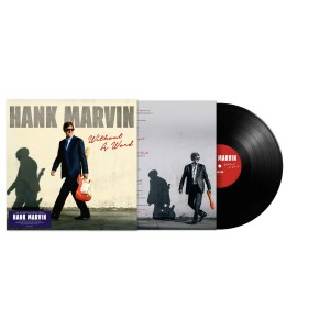 HANK MARVIN - WITHOUT A WORD -  VINYL