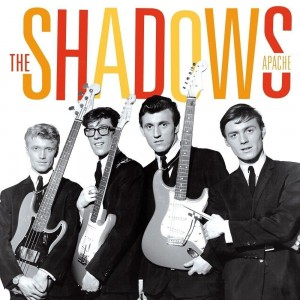 THE SHADOWS - APACHE - VINYL