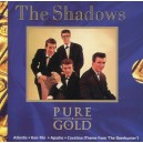 "The Shadows - ""PURE GOLD"" NORWEGIAN IMPORT CD"