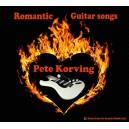 PETE KORVING - ROMANTIC GUITAR - BACKING TRACK CD
