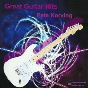 PETE KORVING - GREAT GUITAR HITS  - CD