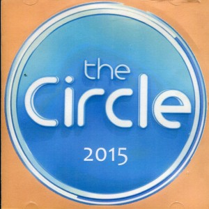 THE CIRCLE - THE CIRCLE - 2015 - CD IMPORT