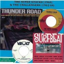 THE SUPER STOCKS 1964 & THE CHALLENGERS 1962-64 - STYLUS - CD