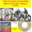 THE SOUNDS OF SPANISH BEAT GUITARS VOL 1 - CD - STYLUS