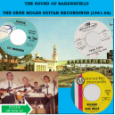 THE SOUND OF BAKERSFIELD - GENE MOLES GUITAR RECORDINGS '61-66 - CD - STYLUS