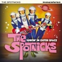 THE SPOTNICKS - SURFIN' IN OUTER SPACE - CD