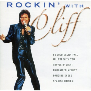 """CLIFF RICHARD """"ROCKIN' WITH CLIFF"""" IMPORT CD"""