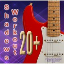 IAN MCCUTCHEON - SHADOWS WORKOUT 20+ - BACKING TRACK - CD