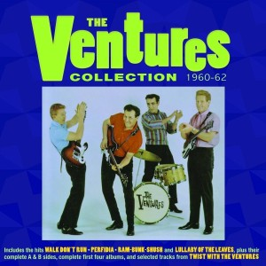 THE VENTURES - COLLECTION 1960-62 - 2CD