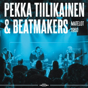 PEKKA TIILIKAINEN & BEATMAKERS - MATELOT - LIMITED EDITION - CD SINGLE - IMPORT