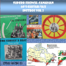 SUPERB FRENCH-CANADIAN 60's GUITAR/SAX INSTROS VOL 2 - STYLUS - CD