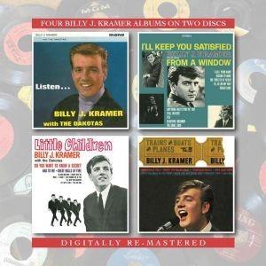 BILLY J KRAMER - DAKOTAS - FOUR ALBUMS ON TWO CDS - 2CD