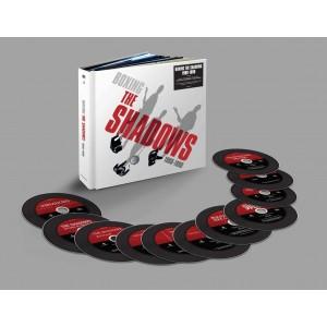 BOXING THE SHADOWS - 11 CD BOX SET