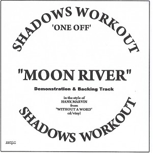 IAN MCCUTCHEON - MOON RIVER - 2 TRACK - CD