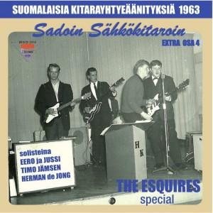 SUOMALAISIA KITARAYHTYEAANITYKSIA 1963 - SADOIN SAKKOKITARION - IMPORT - EXTRA OSA 4 - CD