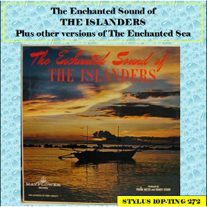 THE ISLANDERS - ENCHANTED SEA - STYLUS - CD