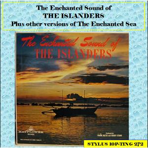 THE ISLANDERS - ENCHANTED SEA - CD - STYLUS