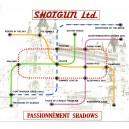 THE SHOTGUN LTD - PASSIONNEMENT SHADOWS - CD IMPORT - FRENCH