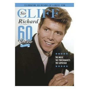 CLIFF RICHARD - 60 YEARS OF HITS - MAGAZINE