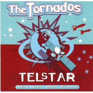 THE TORNADOS - TELSTAR - CD