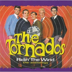 THE TORNADOS - RIDIN' LIKE THE WIND - 2CD
