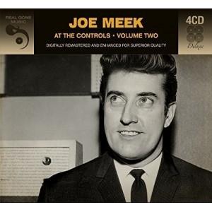 JOE MEEK - AT THE CONTROLS - VOLUME 2 - 4 CD SET