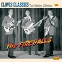THE FIREBALLS - DEFINITIVE COLLECTION - CD - ACE