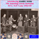 KAREL DUBA - AMAZING CZECH GUITARIST - STYLUS - CD