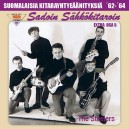 SADOIN SÄHKÖKITAROIN EXTRA 5 - SUOMALAISIA KITARAYHTYEÄÄNITYKSIÄ ´62 - ´64 - RAUTALANKA - FINLAND - CD
