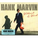 HANK MARVIN - WITHOUT A WORD - CD - SIGNED PRINT