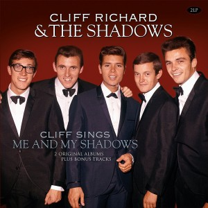 CLIFF RICHARD & THE SHADOWS - ME AND MY SHADOWS / CLIFF SINGS - LP