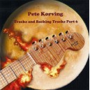 PETE KORVING- VOLUME 6 - BACKING TRACK - CD - IMPORT